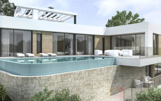 Great Offer! Modern Villa in Moraira