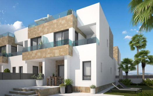 New Build Bungalow in Orihuela
