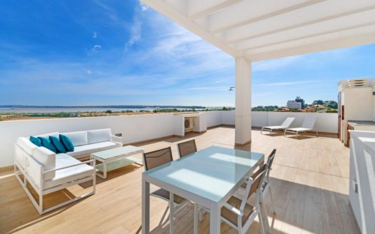 New Modern Bungalows in Torrevieja