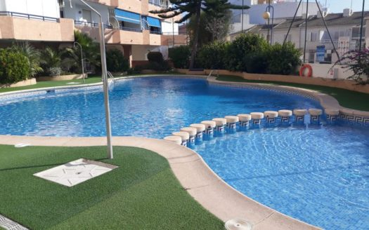 Studio Apartment With Sea Views in Torrevieja