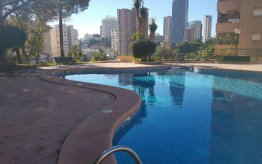 Sea Views Apartment in Benidorm