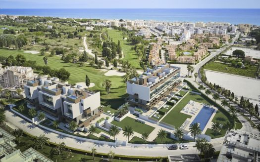New Apartment With Sea Views in Oliva
