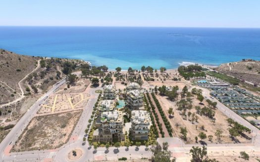Exclusive Apartments by the Sea in Villajoyosa