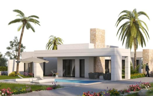 New Build Villas in Polop