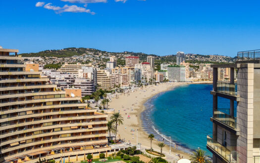 New Apartment by the Beach in Calpe
