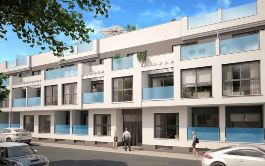New Apartments in the Center of Torrevieja