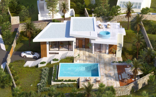 New Villa in Moraira