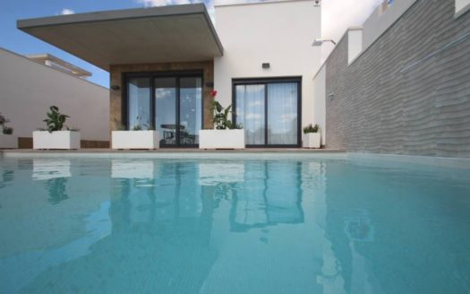 Villas With Private Pool in Residential Complex in Punta Prima