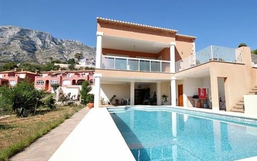 Villa in Las Rotas, Denia