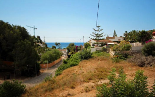 Building Plot and House in Benissa