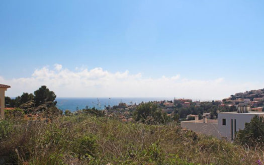 Ten Building Plots in Calpe