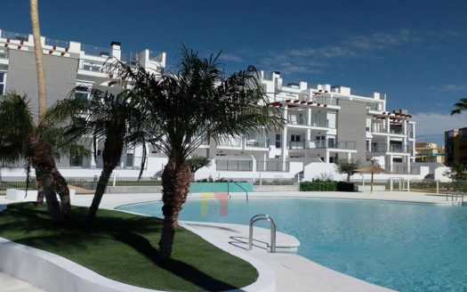 New Apartment in Denia