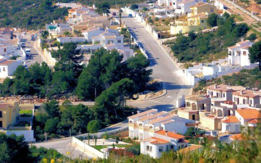 Building Plots in Pedreguer