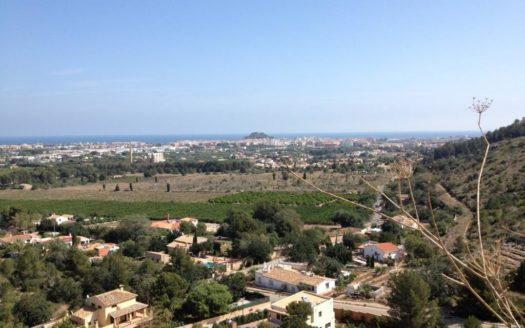 Building Plots for Sale in Denia