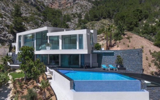 Luxury Modern Villa in Altea
