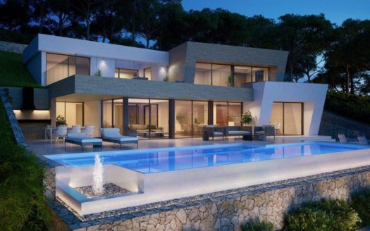 Exclusive Modern Villa in Javea