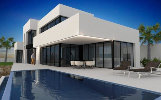 Luxury Villa by the Sea in Moraira