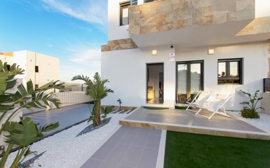 New Semidetached Villa in Polop