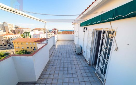 Penthouse in the Center of Dénia
