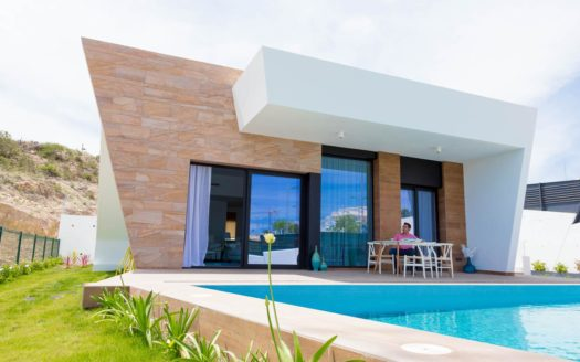 Villa With Panoramic Views in Finestrat