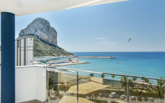 New Apartments in Calpe Near the Sea