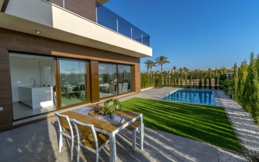Detached Villas With Private Pool in San Javier