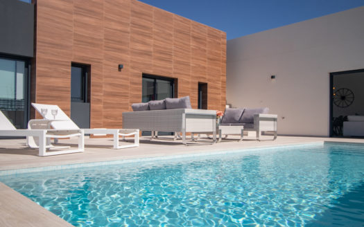 Exclusive Villas With Private Pool at Finca Golf