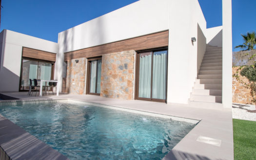 Villa With Private Pool on the Finca Golf