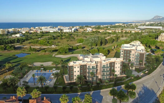 New Apartments in Oliva