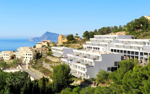 New Apartments in Altea