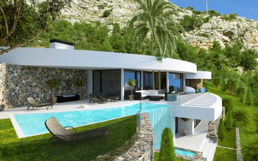 Luxury Villas in Altea Hills