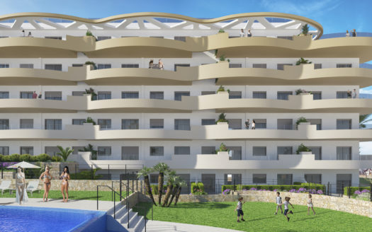 Apartments 600 Meters From Arenales del Sol Beach