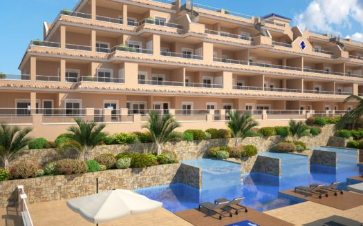 Сomplex of Apartments and Townhouses in Torrevieja