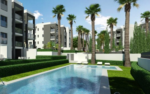 New Apartments in Orihuela