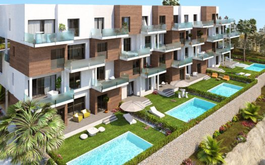 New Apartments in Algofra
