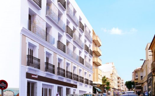 Apartments and Penthouses in Torrevieja