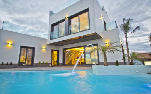 Villas with Pool in Orihuela Costa