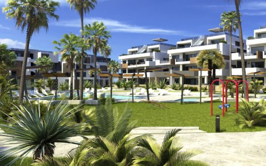 Apartments in Urbanization in Orihuela Costa