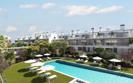 New Apartments in Gran Alacant