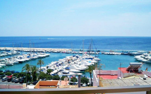 Apartment With Sea Views in Moraira