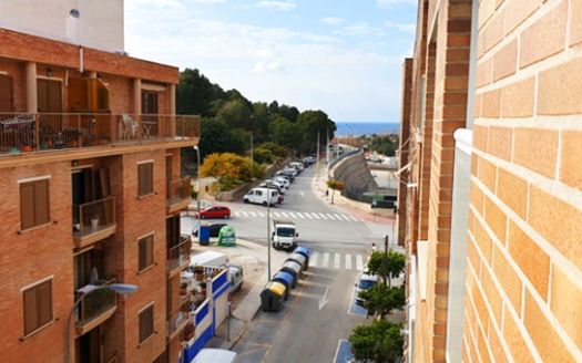 Apartment in the Center of Calpe