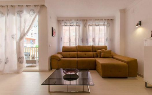 Apartment by the Beach in Calpe