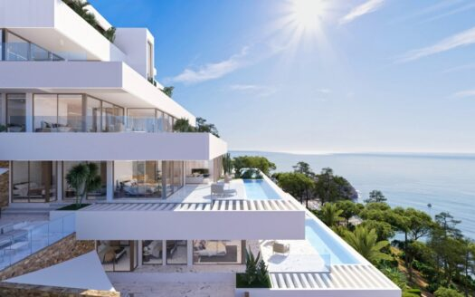 Luxury Penthouse in Altea
