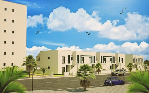 New townhouse in Mil Palmeras