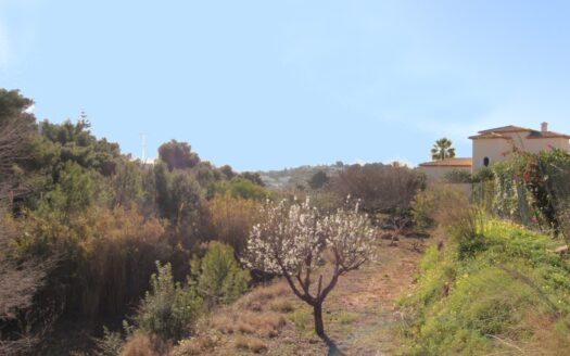 Plots by the Beach in Benissa