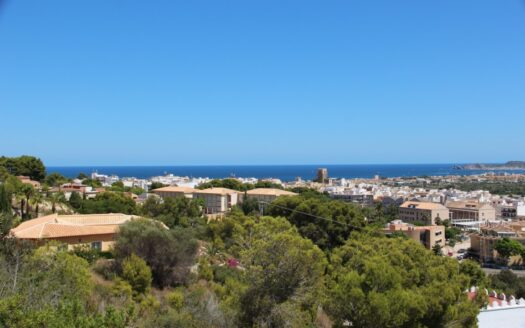 Large Plot With Sea Views in Javea