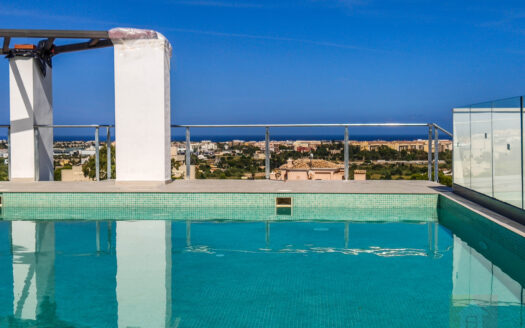 New Build Penthouse in Denia