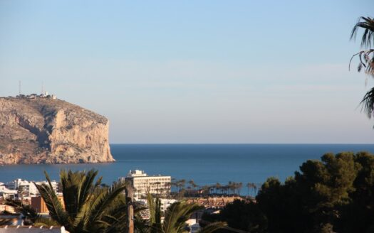 Exclusive Plot With Sea Views in Javea