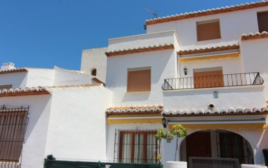 Village House by the Sea in Javea