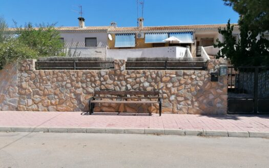 Spacious ground floor bungalow in Orihuela Costa